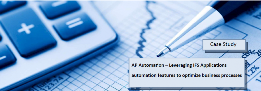 LEVERAGING IFS APPLICATIONS AUTOMATION