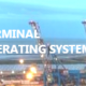 Terminal operating systems