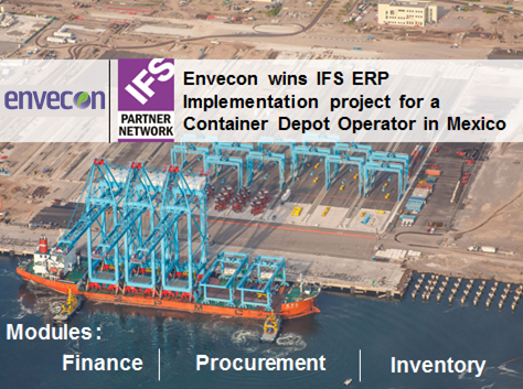 Container Depot in Mexico F