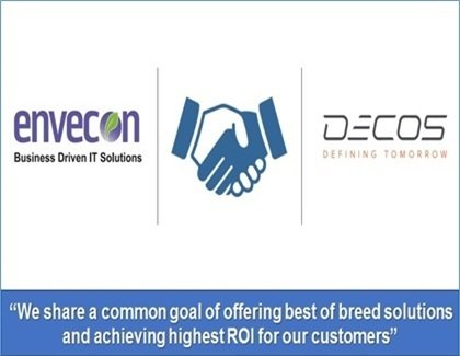 Envecon & Decos partnership..